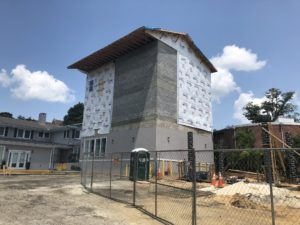 Chi Omega Learning Lodge Phase II in Tallahassee, Florida