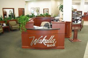 Tallahassee Architect Portfolio Wakulla Bank Corporate Headquarters Interior