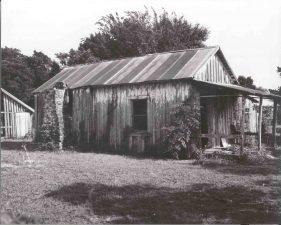 Orman Servants quarters old photo